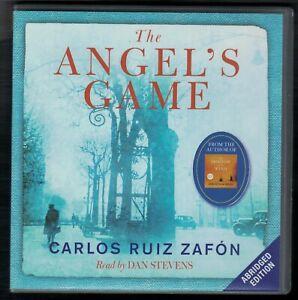 The Angel's Game - Carlos Ruiz Zafon CD Audio Book (6CDs)