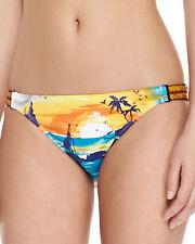 Women's Tommy Bahama Tequila Sunrise Bead-Detail Bikini Bottoms Size XSmall 1019