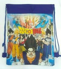 SUPER SAIYA GYM STOFFTASCHE Dragonball Z Goku Goten Ball Son Roshi Fun Sport