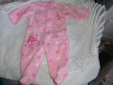 Baby Pigiama 0-3 Lanoso