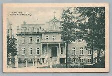 Leveche Catholic Dioceses TROIS RIVIERES Quebec CPA Rare Antique 1920s