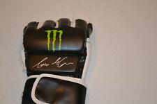 UFC MMA Legend Conor McGregor autographed signed MONSTER MMA glove REPRINT