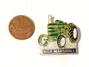Modern FIELD MARSHALL Classic TRACTOR Rally Enamel Pin Badge #B15