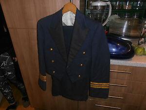 1963 Gieves Royal Air Force Bespoke No5  Mess Dress Uniform