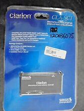 New Clarion Cla-Sc1 Sirius Connect Interface Clasc1 Sealed Oem