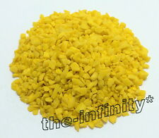 500g Yellow Color Mini Stones Aquarium Fish Tank Gravel Pebbles Rock Decorative