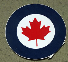 Canadian Air Force Vinyl Decal  Military Canada Armed Forces Sticker 3 inch New