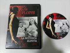 LOLA FLORES LA HERMANA ALEGRIA DVD PELICULA FILMAX REGION 2
