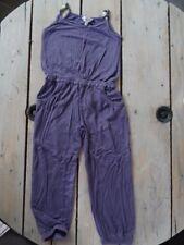 Salopette Combinaison pantalon débardeur violet KIDKANAÏ Taille 4 ans