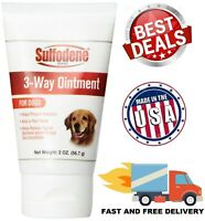 DOGS PREVENT INFECTION Relieves Itching Irritation Aids Pain Relief for Dog Cats