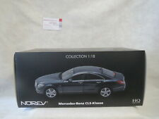 Mercedes-Benz CLS-Klasse 2010 Grau grey metallic 1:18 Norev