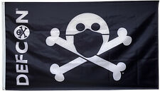 DEF CON is Canceled Corona Jack flag 3x5ft banner