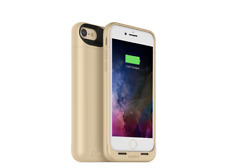 Funda con batería iPhone 7-Mophie Juice Pack Air,Charge Force, 2.525mAh,Dorado
