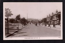 Saltley - Alum Rock Road - real photographic postcard