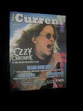 January 2011 Ozzy Osbourne Cover & Story Oklahoma Music Magazine 86 pages