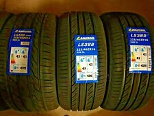 NEW CAR TYRES LANDSAIL LS 255/35 ZR18 225/40 ZR18 XL A/W 255 35 18 225 40 18 B+
