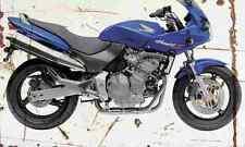 Honda CB600S Hornet 2002 Aged Vintage SIGN A4 Retro