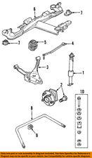 GM OEM Rear-Shock Absorber or Strut 19300026