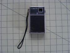 GENERAL ELECTRIC AM TRANSISTOR RADIO