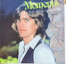 RARE FIND Mark Holdens 1979 MOMENTS Greatest Hits VINYL LP EMI RECORDS Australia