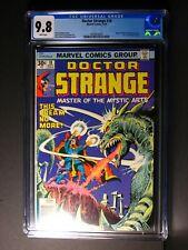 Doctor Strange #18  CGC 9.8  9/76  WHITE Pages!!!  Gene Colan!!  NO RESERVE