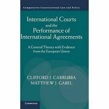International Courts Performance Agreements Carrubba . 9781107065727 Cond=LN:NSD
