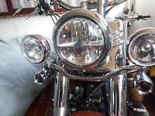 226-014S1  7 Zoll Scheinwerfereinsatz Scheinwerfer Harley BMW Triumph Ducati