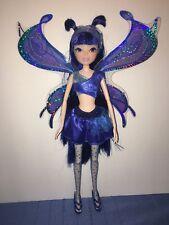 ~MUSA - BELIEVIX POWER WINX CLUB~11.5 Inch Deluxe Fashion Doll w/Wings