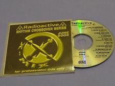 X-MIX RHYTHM CROSSOVER-JUNE 2002-DJ PROMO CD-KYLIE MINOGUE-ANASTACIA-EMINEM-ATB+