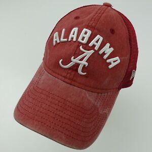 Alabama Crimson Tide New Era Ball Cap Hat Snapback Baseball Adult