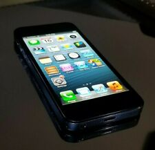 Apple iPhone 5 - 32GB - Black & Slate (Verizon) A1429 (CDMA + GSM) iOS 6