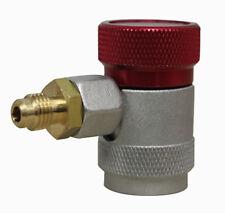 "Mastercool 82834-Sl-E High Side Manual R134A Safety Lock Coupler ¼"" Fl-M X 16 Mm"