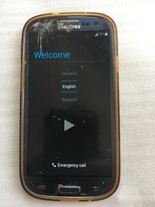 Samsung Galaxy S III SGH-I747 16GB Pebble Blue Att