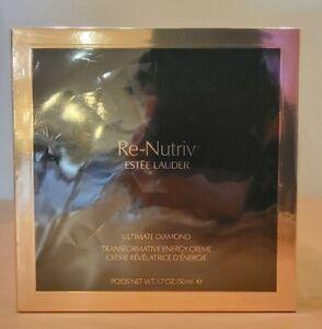 Authentic!! $405 Estee Lauder Re-Nutriv Ultimate Diamond Cream (1.7oz /50ml) NEW