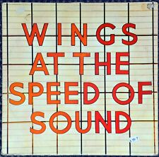 33t Wings - At the speed of sound (LP)