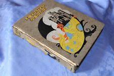CONTES MAGIQUES EN COULEURS : LE CHÂTEAU DU DIABLE -Union Latine d'Editions 1926