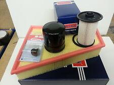 Ford Galaxy MK3 1.8 TDCi Oil Air Fuel Filter Service Kit Sump Plug 2006-2011