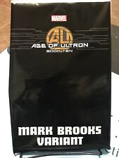 Age of Ultron Book Ten Mark Brooks 1:50 Variant -- Sealed in Polybag Marvel