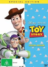 Tom Hanks Toy Story DVDs & Blu-ray Discs