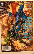 Batman/Superman #7 News Stand variant NM Unread