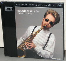 XRCD JVCXR 0013-2: Bennie Wallace - The Old Songs - OOP 1993 JAPAN SEALED