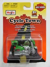 Maisto Harley- Davidson Cycle Town Motociclette