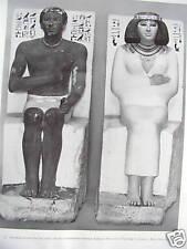 Ägypten 1975 Architektur Plastik Malerei