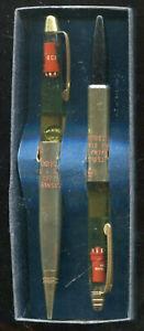 RCA Floaty Pen & Pencil Set Pittsburg Kansas