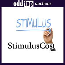 StimulusCost.com - Premium Domain Name For Sale, Dynadot