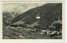 AK St. Anton am Arlberg, Galzigbahn, 1955