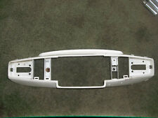 Honda Nh80 Aero Handlebar Headlight Turn Signal Blinker cover Repaired White