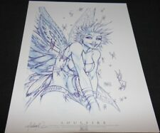 2005 SOULFIRE DYING OF THE LIGHT #1 LE PRINT SIGNED BY MICHAEL TURNER  71/150