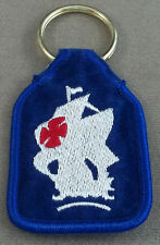 Us Army Jungle Expert School Embroidered Keychain