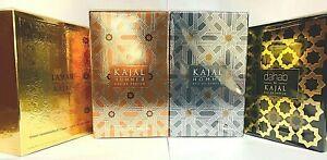 LAMAR, DAHAB, HOMME, HOMME II by Kajal 100 ML,3.4 fl.oz, New in Box